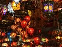 Lanterne orientali.