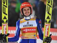 Richard Freitag - saltador de esqui da alemanha