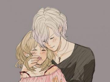 Diabolik Lovers - Yui Komori and Subaru Sakamaki