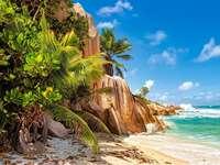 Paradise Beach - Paradise Beach na Seychelách