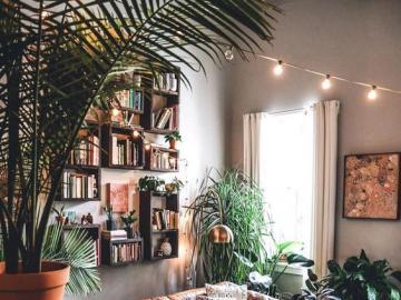Décor intérieur - Chambre intéressante, très moderne