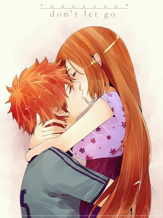 Anime Bleach - Orihime e Ichigo ideal pareja amorosa.