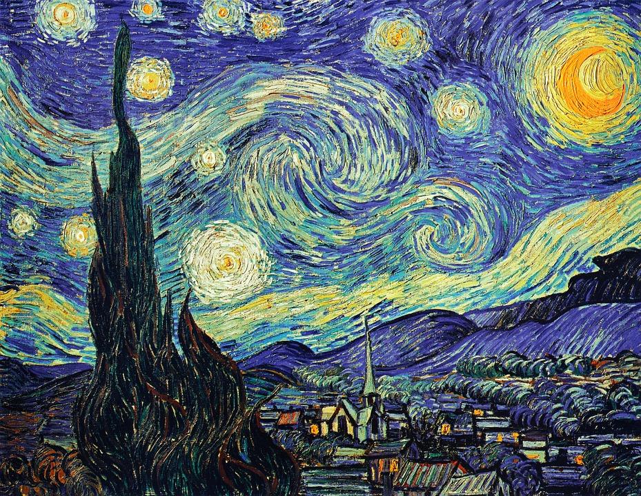 Van Gogh - PoedvOIwdnvoiwe. Pictură frumoasă van gogh. Nrobnowls <vopWMDS rMEKDNIREONiodsnnvioernad (6×6)