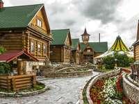 Un village au Tatarstan.