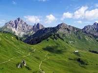 Hermosa montaña