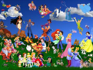 Aniołeczki. - For children. Charming little angels.