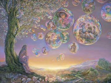 Imagination. - Landscape. Imagination..