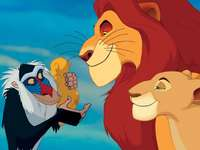roi Lion - krol lew
