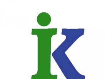Logo dell'informatore k - logo informatore k a gifa