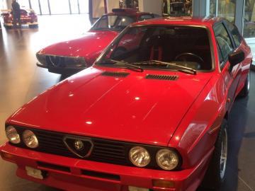 Samochodziki - Czerwone samochodziki.