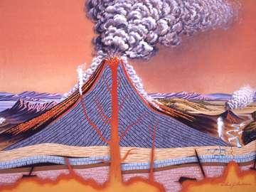 Les caractéristiques du volcan - Etna, le plus grand volcan d'Europe