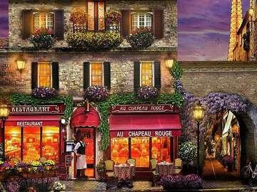 Ristorante di Parigi - Paryska restauracja