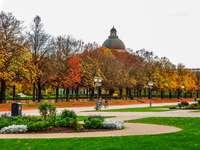 Germany. Autumn. autumn leaves - Landscape. Germany. Autumn. Autumnal leaves, autumn leaves.