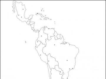 Puzzle América Latina - Puzzle América Latina