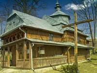 Cerkiew w Bieszczadach - Cerkiew w Bieszczadach