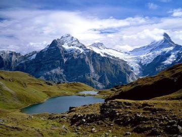 landscape - landscape, panorama, mountains