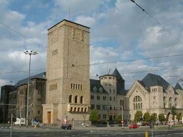 castillo imperial - castillo imperial en poznan