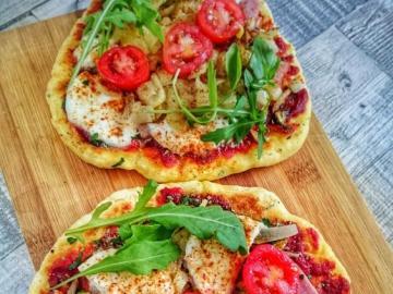 Domowa pizza - Domowa pizza do zrobienia w 5 minut
