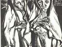 """Деца с агне Кулис - """"Dzieci z Jagniem"""" от Т. Кулис. """"Децата с агне"""" на Тадеуш Кул�"""