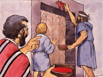 Paștele evreiesc - Paște - Moise din Biblie