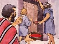 еврейската пасха - Пасха - Мойсей от Библията