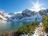 Winter in de Tatra