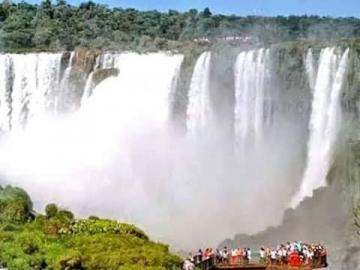 Gran cascada - Gran cascada Niagara.