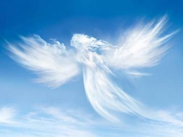 Angel des nuages. - Pour les enfants Angel des nuages.