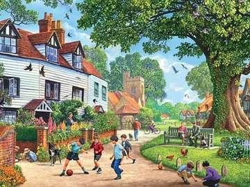 Siel climate - Idyllic climate, town, children's fun