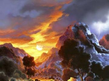 Fantasies at sunrise - Fantasies at sunrise