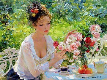 Printemps, printemps - Printemps, Printemps et Roses