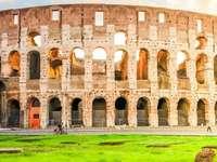 landschap - Mooi pantheon zo kleurrijk, toch?