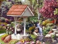 καλά στον κήπο