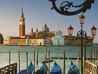 Velencei táj - Gyönyörű velencei táj.