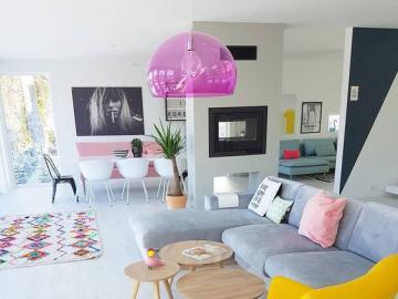 Spring interior - Colorful, spring interior. Beautiful arrangement. Like it?