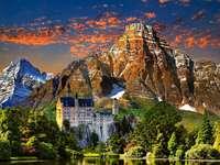 Een fantastisch uitzicht - Vakantie, bezienswaardigheden, rust
