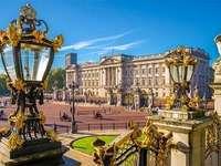 Buckingham - Buckingham, koninklijke residentie