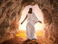 Resurrection Jesus