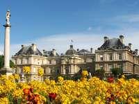 Luxemburg-palota. - Building. Luxemburg-palota.