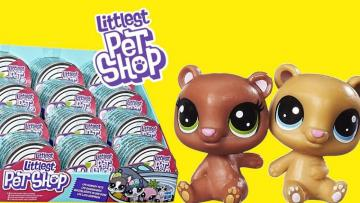 Littlest pet shop - This is a very popular toy who has or knows arranges or writes a comment