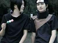 Itachi und Shisui Uchiha
