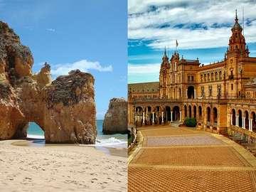 Portugalia - Hiszpania-Portugalia