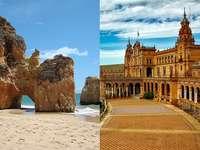 Portugália - Spanyolország-Portugália