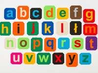 Цветни букви