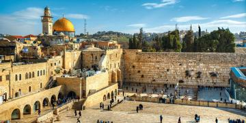Jerusalem - Jerusalem-the Wailing Wall