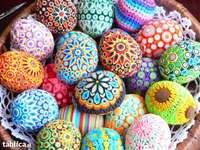 Ovos coloridos