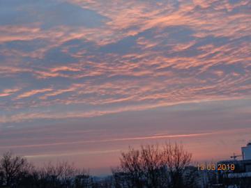Ένα απίστευτο πρωί - Όποιος ξυπνήσει το πρωί έχει υπέροχη θέα