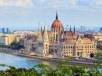 Budapest-Parlamento - Hungría-Budapest-Parlamento