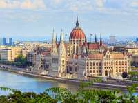 Budapest Parlament - Magyarország-Budapest-Parlament