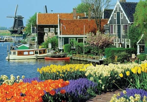 Ολλανδικό τοπίο (11×10)